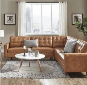 affordable farmhouse style sofa s and