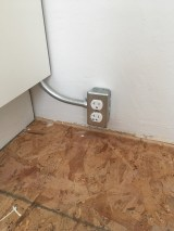 Another living room outlet.