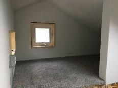 Carpet in the little loft.