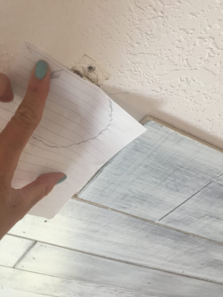 How to shiplap a ceiling3