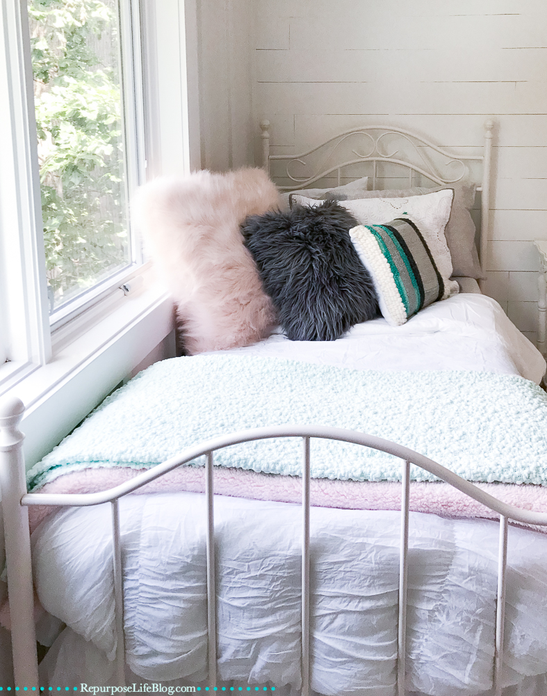 Modern Teen Bedroom Makeover--What to Tackle First