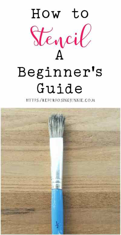 How to Stencil: A Beginner's Guide