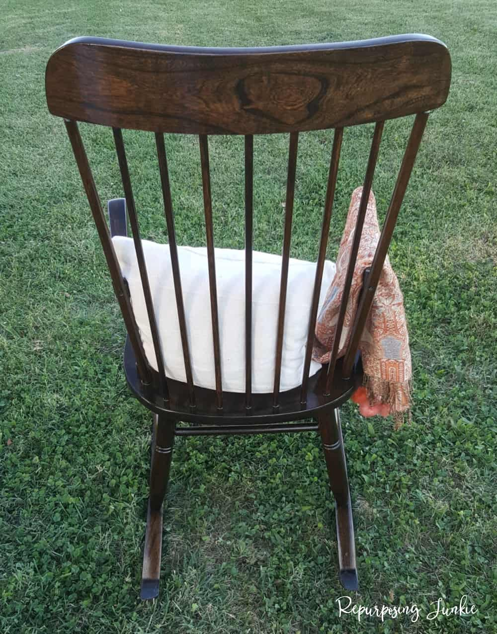 Rocking Chair Refinished
