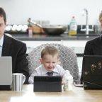 10 крупных компаний — лучших мест для работы молодых родителей