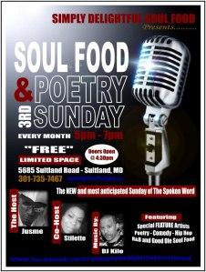 Soul Food & Poetry