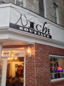 Niche Boutique (Sip, Shop, & Socialize)