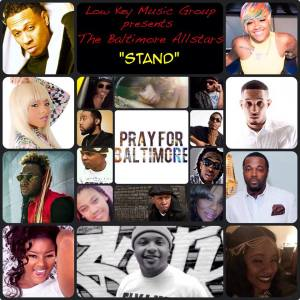 "The Baltimore AllStarz -Video Release ""Stand"""