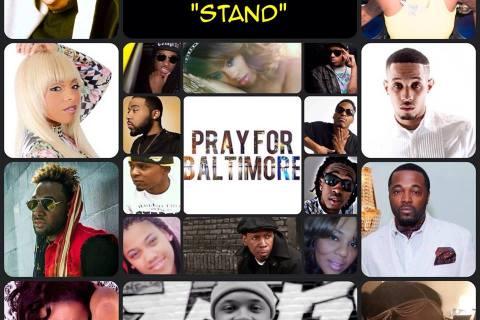 """The Baltimore AllStarz -Video Release """"Stand"""""""