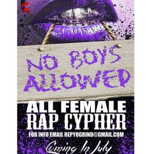 DMV Female Lyrical Assassins…Cypher