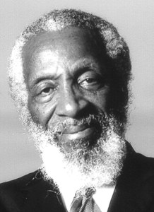 Dick Gregory: The issues within the laughter