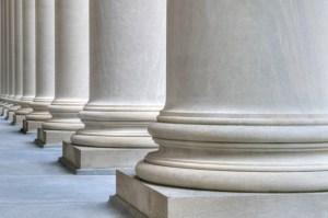 Image of classic columns