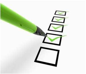 D-4 checklist