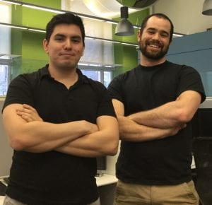 Fernando Quivira and Matt Higger