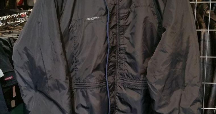 Aerostich Kanetsu Windstopper heated jacket liner & reversible windbreaker