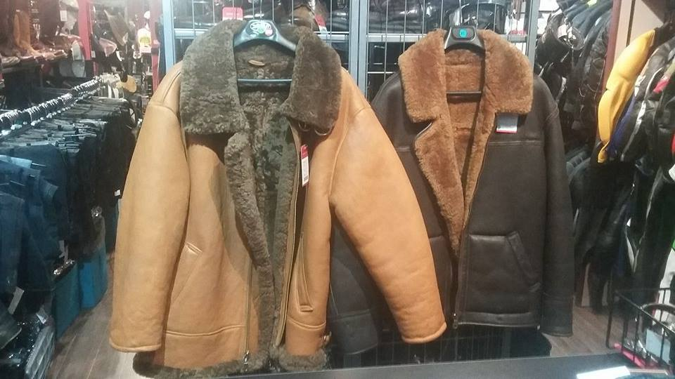 If you turned a teddy bear into a jacket, it'd probably look a little something like this