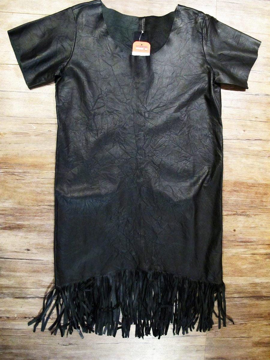 RTA Leather Dress