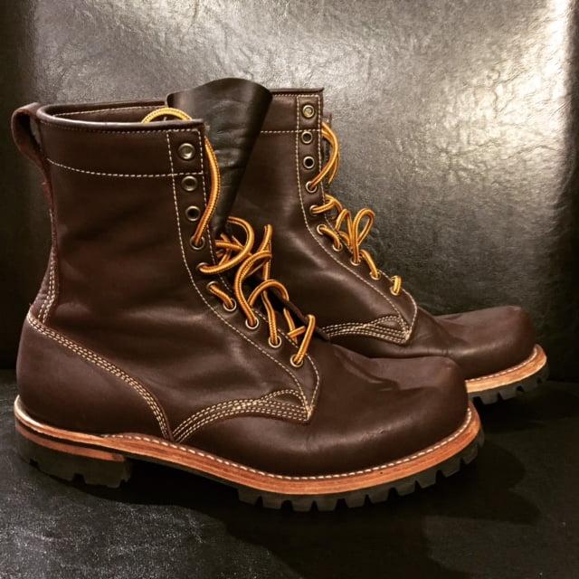 Dayton Brown Leather Rangers