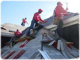 legacy roofing crew