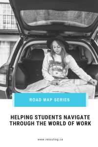 Ad ReRouting's Road Map Series