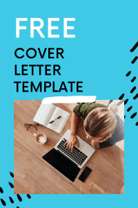 FREE Cover Letter Template Word Download