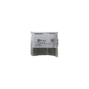 Tubetto coprigiunto termorestringente 45 mm diametro 2.4 mm – Confezione da 500 pezzi