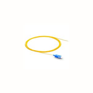 10 pz: Pigtail SC/PC monomodale G652D giallo 2 metri