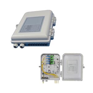 Scatola di distribuzione ottica da muro 16 fibre IP55