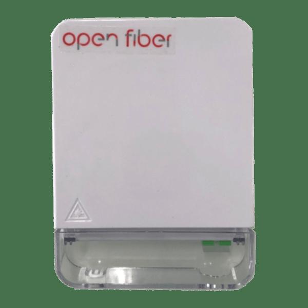 presa ottica open fiber