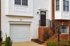 Attached 1 Car Garage with Direct Access to First Floor
