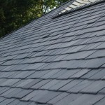 Example of Natural Slate Roof