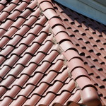 Example of Spanish Tile Roof