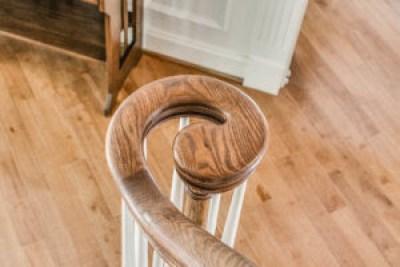 11656 Mill Road Handrail Detail