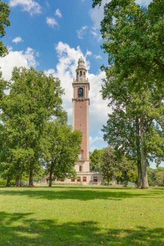 the Carillon monument