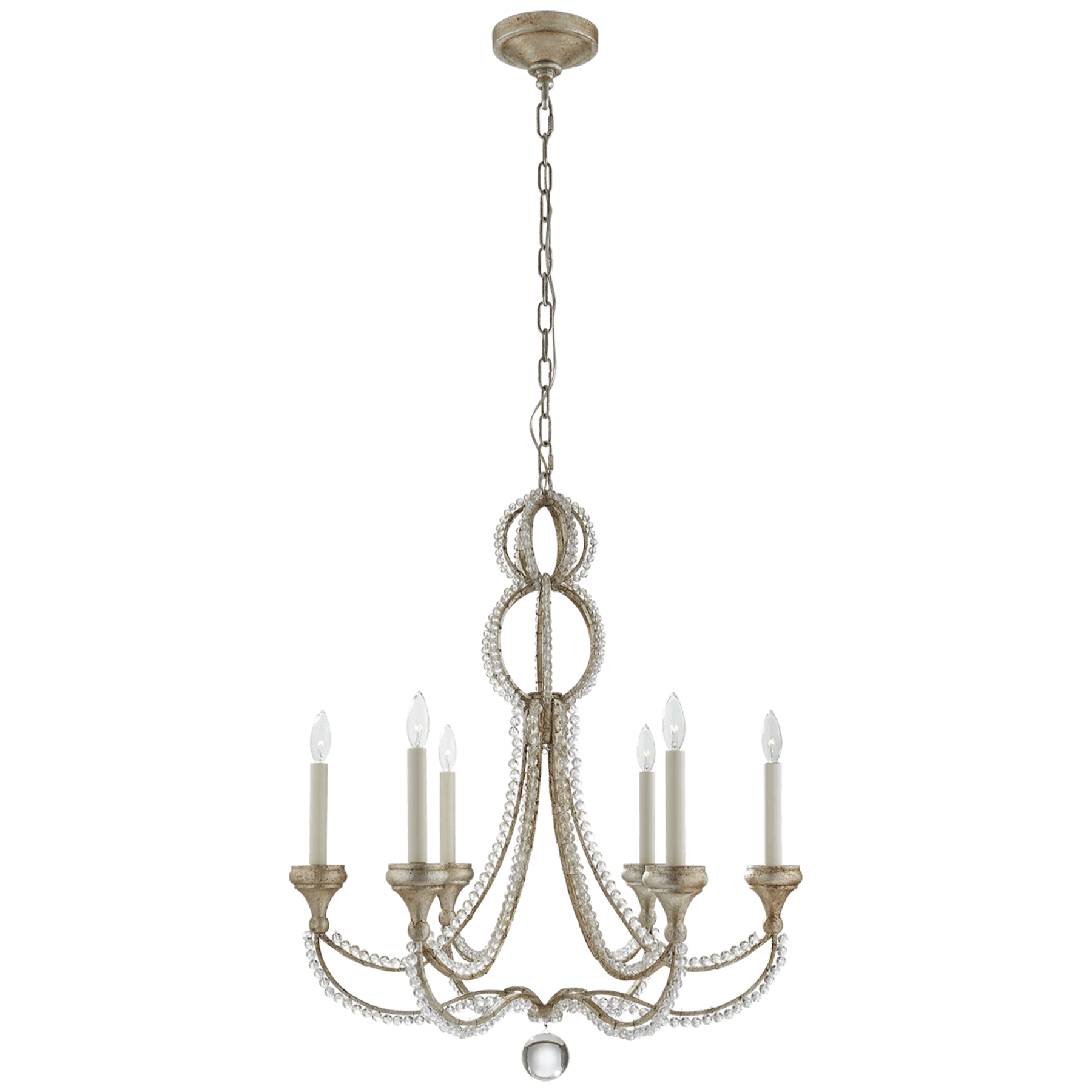 Milan Medium Chandelier