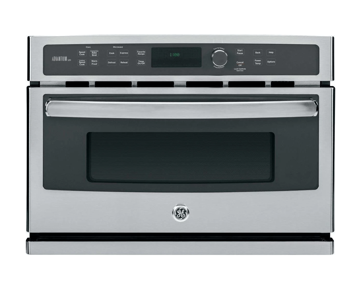 psb9100sfss by ge single wall ovens goedekers com