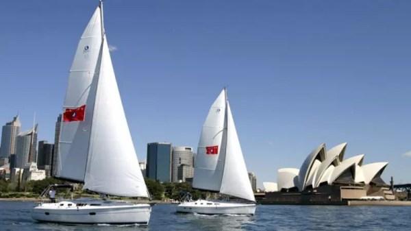 Twilight Social Sailing on a Luxury Yacht - For 2