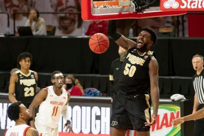 Trevion Williams, Forward, Purdue