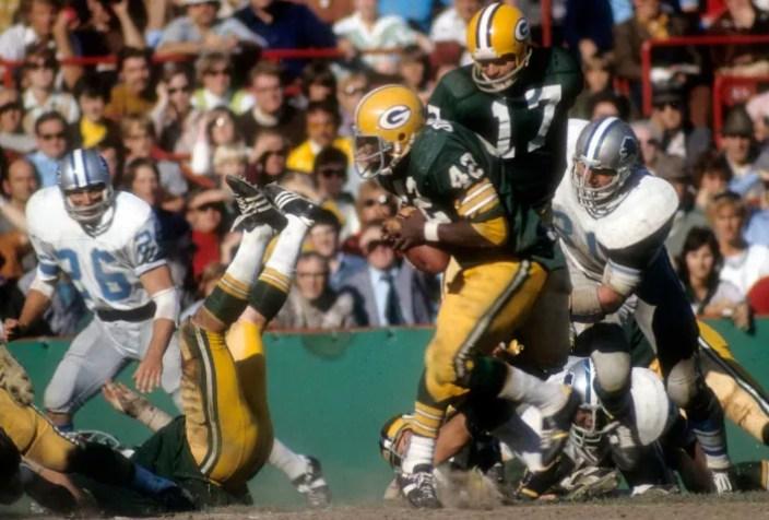 1971: John Brockington, Packers