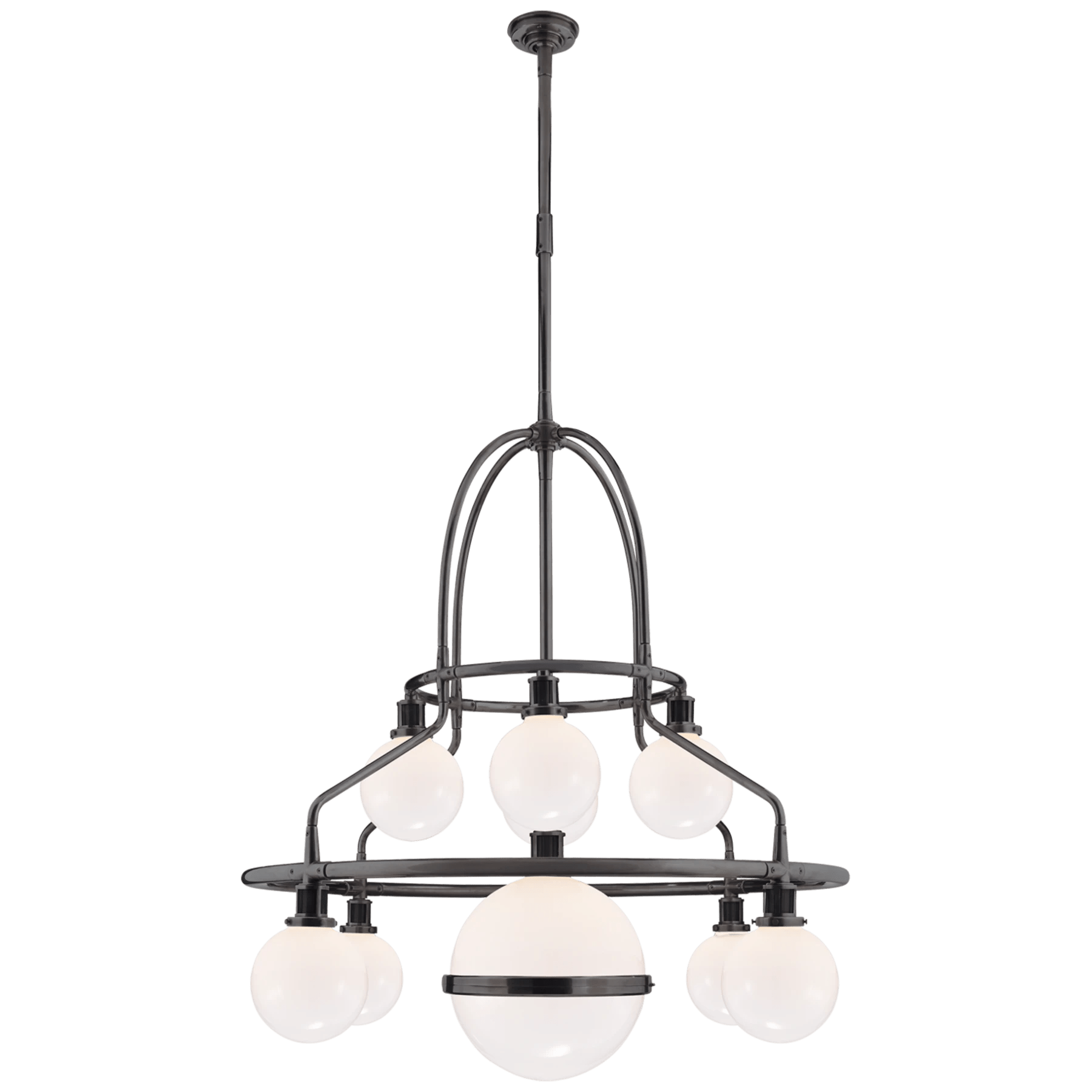 Mccarren Double Tier Chandelier