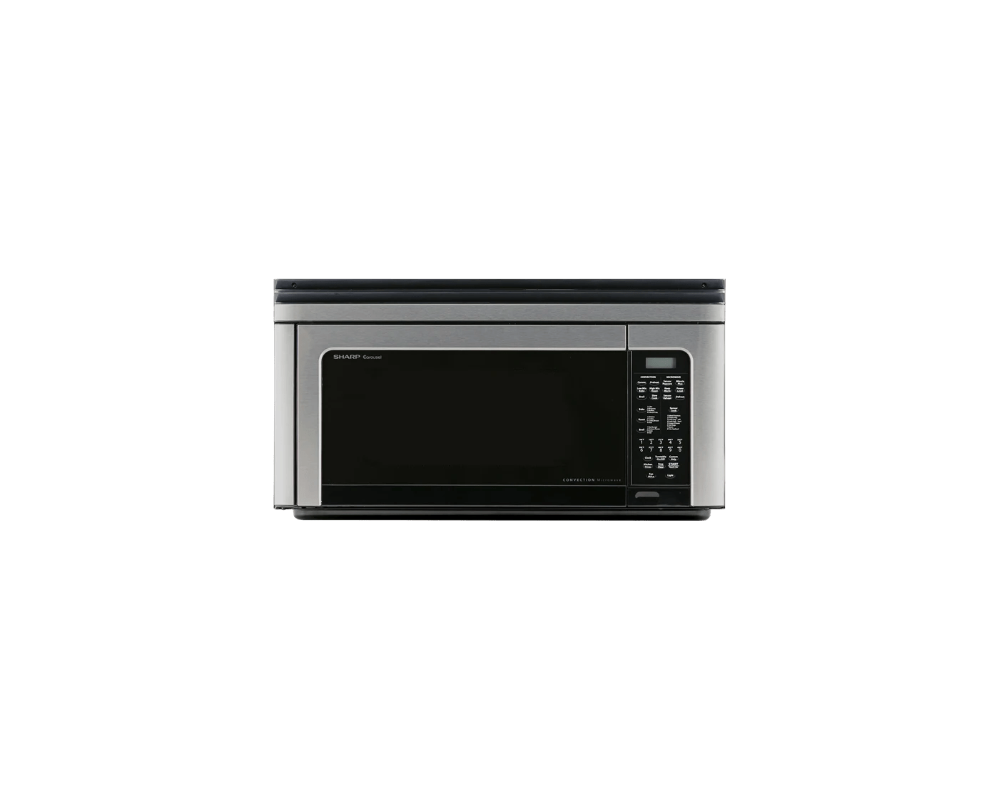 over range microwave convection oven