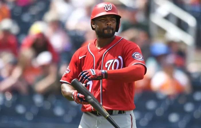 Washington Nationals: Howie Kendrick, DH