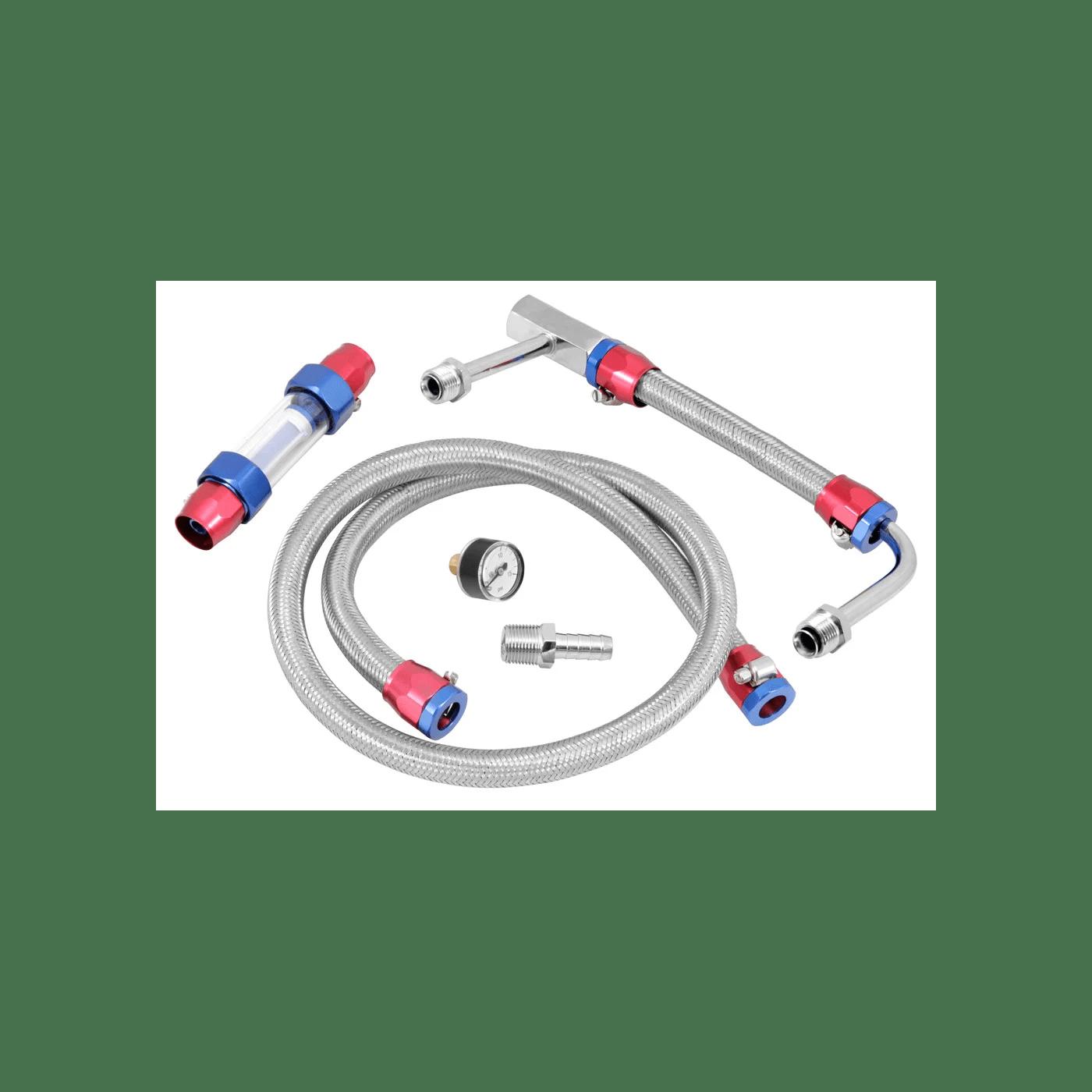 Dual Feed Fuel Line Kit