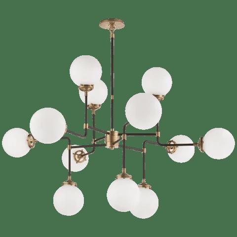 bistro medium chandelier