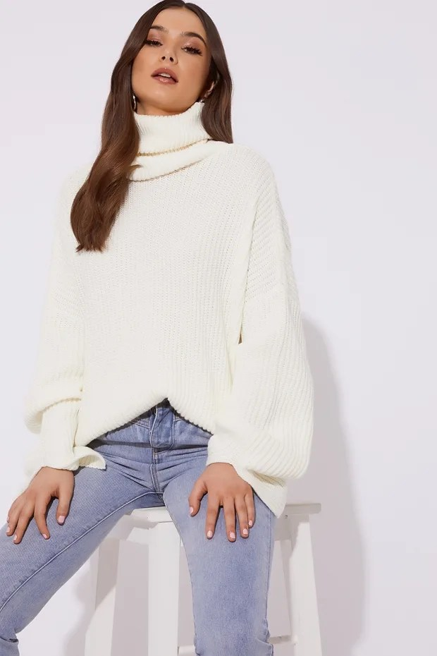 Lorna Luxe 'No Turning Back' Jumper