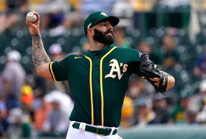 Oakland Athletics: Mike Fiers, SP