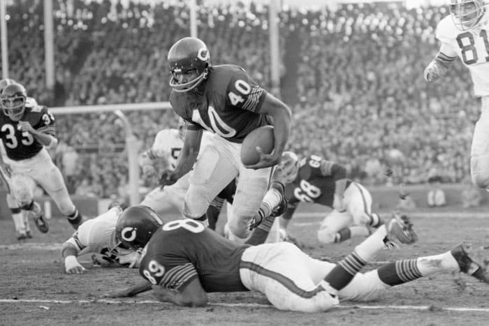 1965: Gale Sayers, Bears