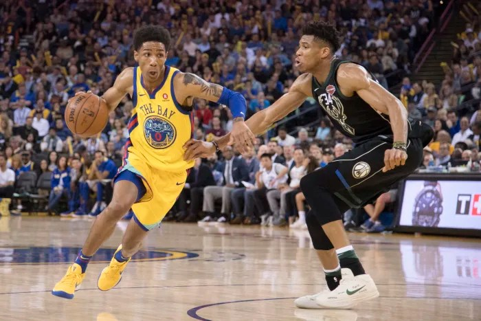 Golden State Warriors: Patrick McCaw (38)