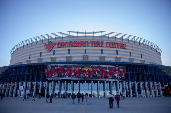Ottawa reaches preliminary agreement on new downtown arena ...