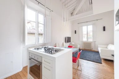 Duomo Florence Loft Perfect For Couples In Florence