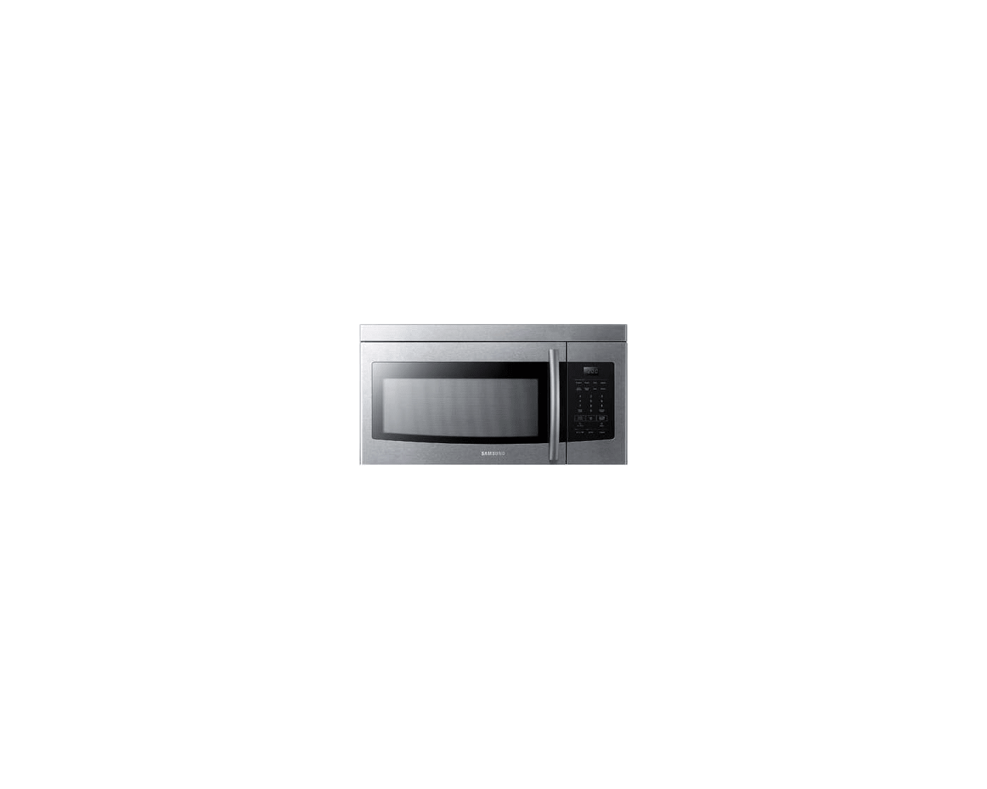 me16k3000as by samsung over the range microwaves goedekers com